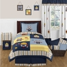 Modern Robot 4pc Twin Bedding Set by Sweet Jojo Designs