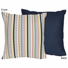 Modern Robot Decorative Accent Throw Pillow by Sweet Jojo Designs
