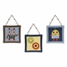 Modern Robot Wall Hanging Accessories by Sweet Jojo Designs