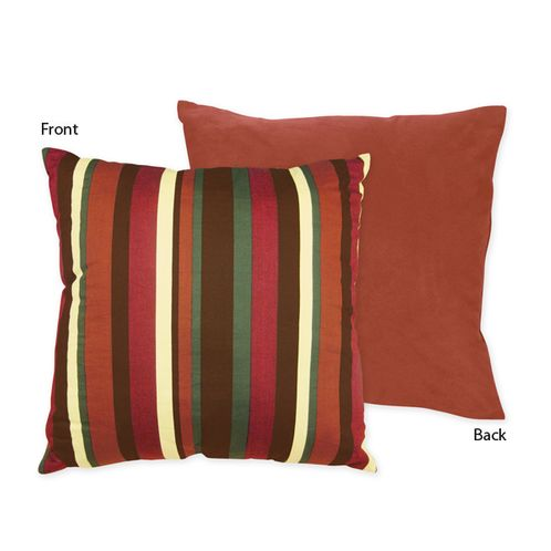 Monkey Decorative Accent Throw Pillow by Sweet Jojo Designs - Click to enlarge