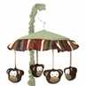 Monkey Musical Baby Crib Mobile by Sweet Jojo Designs
