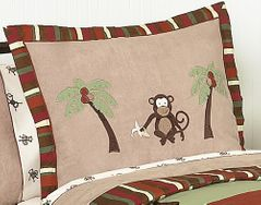 Monkey Pillow Sham