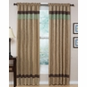 Moss - Jacaranda Collection Microsuede Window Treatments - Set of 2