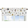 Outdoor Adventure�Collection Window Valance by Sweet Jojo Designs
