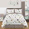 Outdoor Adventure Nature 3pc Full / Queen Bedding Set