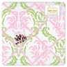 Pink and Lime Juliet Fabric Memory/Memo Photo Bulletin Board