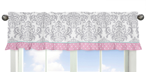 Pink Gray And Turquoise Skylar Baby Bedding 9pc S Crib Set By Sweet Jojo Designs Only 189 99