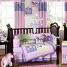Pretty Pony Horse Baby Bedding - 9 pc Crib Set
