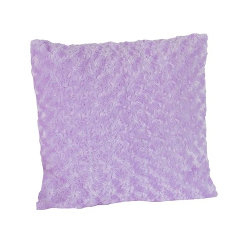 Purple Minky Swirl Kaylee Decorative Accent Throw Pillow by Sweet Jojo Designs - Click to enlarge