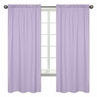 Purple Window Treatment Panels by Sweet Jojo Designs - Set of 2