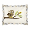 Safari Outback Jungle Pillow Sham by Sweet Jojo Designs