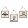 Safari Outback Jungle Wall Hanging Accessories by Sweet Jojo Designs