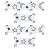 Starry Night Collection Crib Bumper by Sweet Jojo Designs