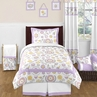 Suzanna Childrens and Kids Bedding - 4pc Twin Set by Sweet Jojo Designs