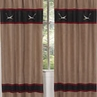 Treasure Cove Pirate Window Treatment Panels - Set of 2