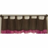 Western Horse Cowgirl Window Valance by Sweet Jojo Designs