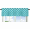 Window Valance for Mod Elephant Collection by Sweet Jojo Designs