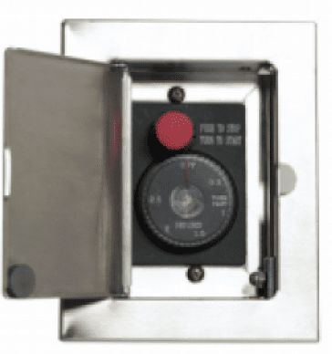 Empire E-Stop Gas Shut-Off Timer - 1 to 150 Minutes - For Carol Rose  Coastal Collection