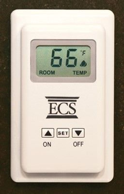 Empire Combination Wall Thermostat And Remote Control
