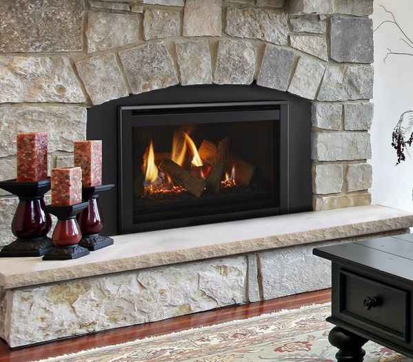 Majestic 25 Inch Ruby Direct Vent Gas, Best Direct Vent Gas Fireplaces 2019