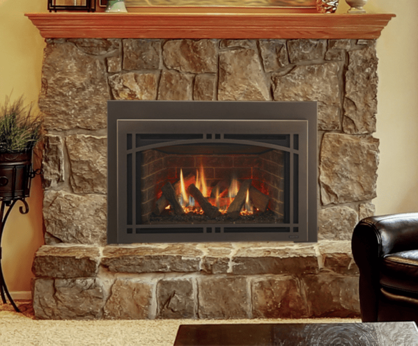 Majestic 35 Inch Ruby Direct Vent Gas, How To Use A Majestic Fireplace
