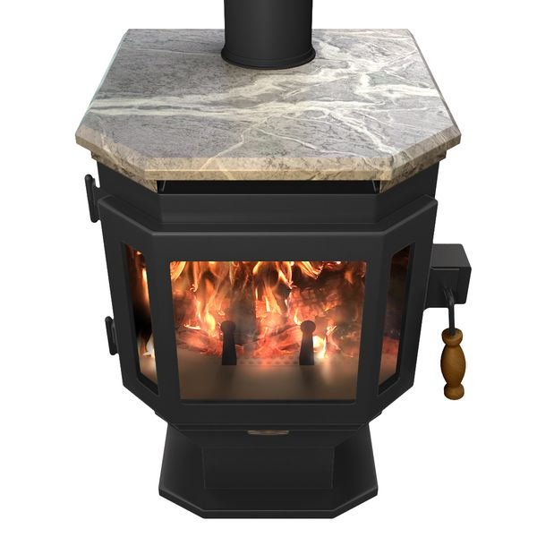 Mf Fire Catalyst Wood Burning Stove Soapstone Kit