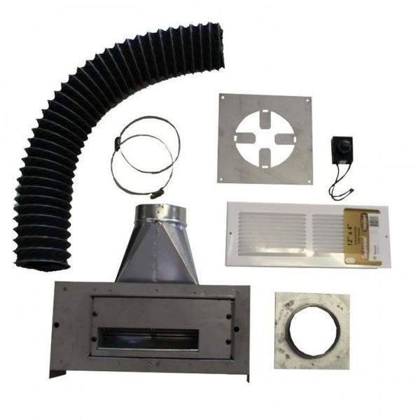Remarkable Napoleon Hot Air Distribution Kit For Direct Vent Fireplaces Interior Design Ideas Truasarkarijobsexamcom