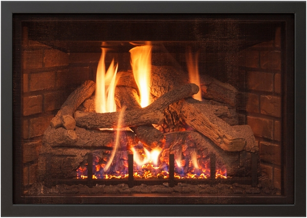 Real Fyre 25 Inch Mseries Millivolt Control Direct Vent Gas