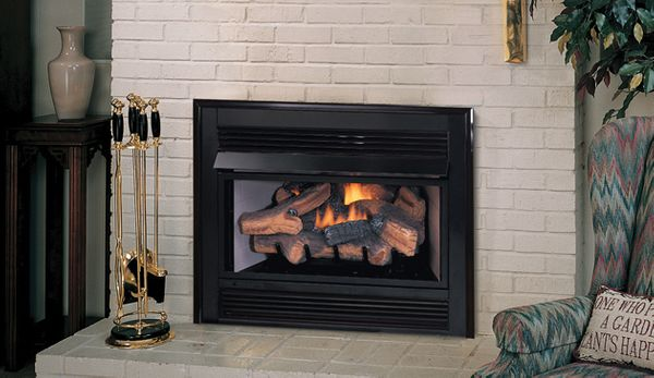 Vci3000 Series Vent Free Fireplace Insert