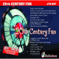 20th CENTURY CLASSICS     Just Tracks  JTG 087