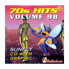 70'S HITS Vol. 98       Sunfly     SF 98