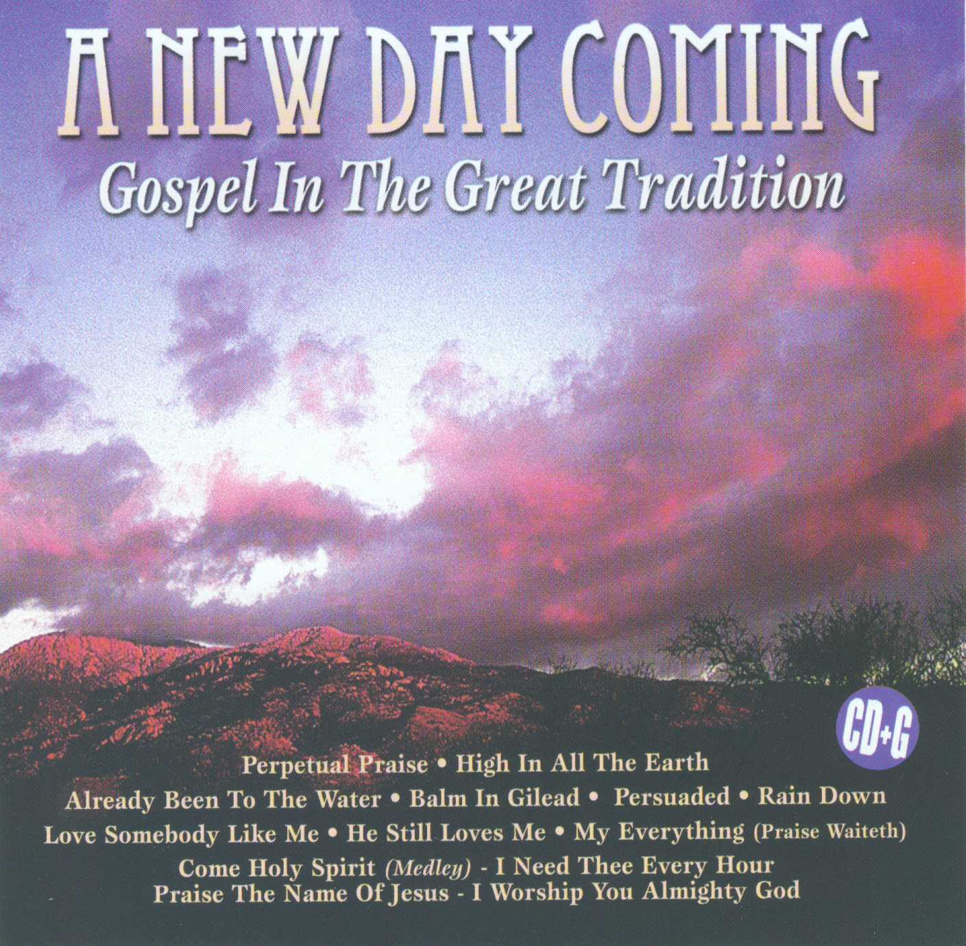 A NEW DAY COMING GREAT TRADITION GOSPEL   Pocket Songs JTG 339