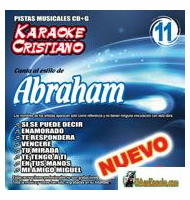 ABRAHAM KARAOKE CRISTIANO    Magic Music   KCM 011