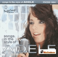 ADELLE   Pocket Songs  PSCDG 1654