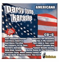 AMERICANA     Party Tyme Karaoke   SYB1776