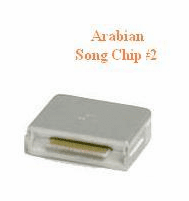ARABIAN Song Chip #2    Magic Mic    500 Songs