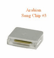 ARABIAN Song Chip #3       Magic Mic       150 Songs