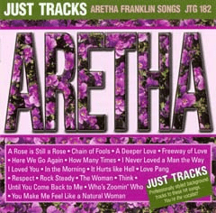 ARETHA FRANKLIN          Pocket Songs Just Tracks       JTG182