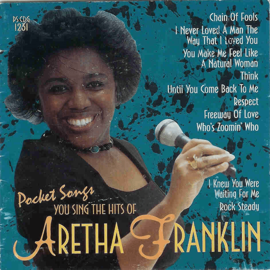 ARETHA FRANKLIN      Pocket Songs     PS1231