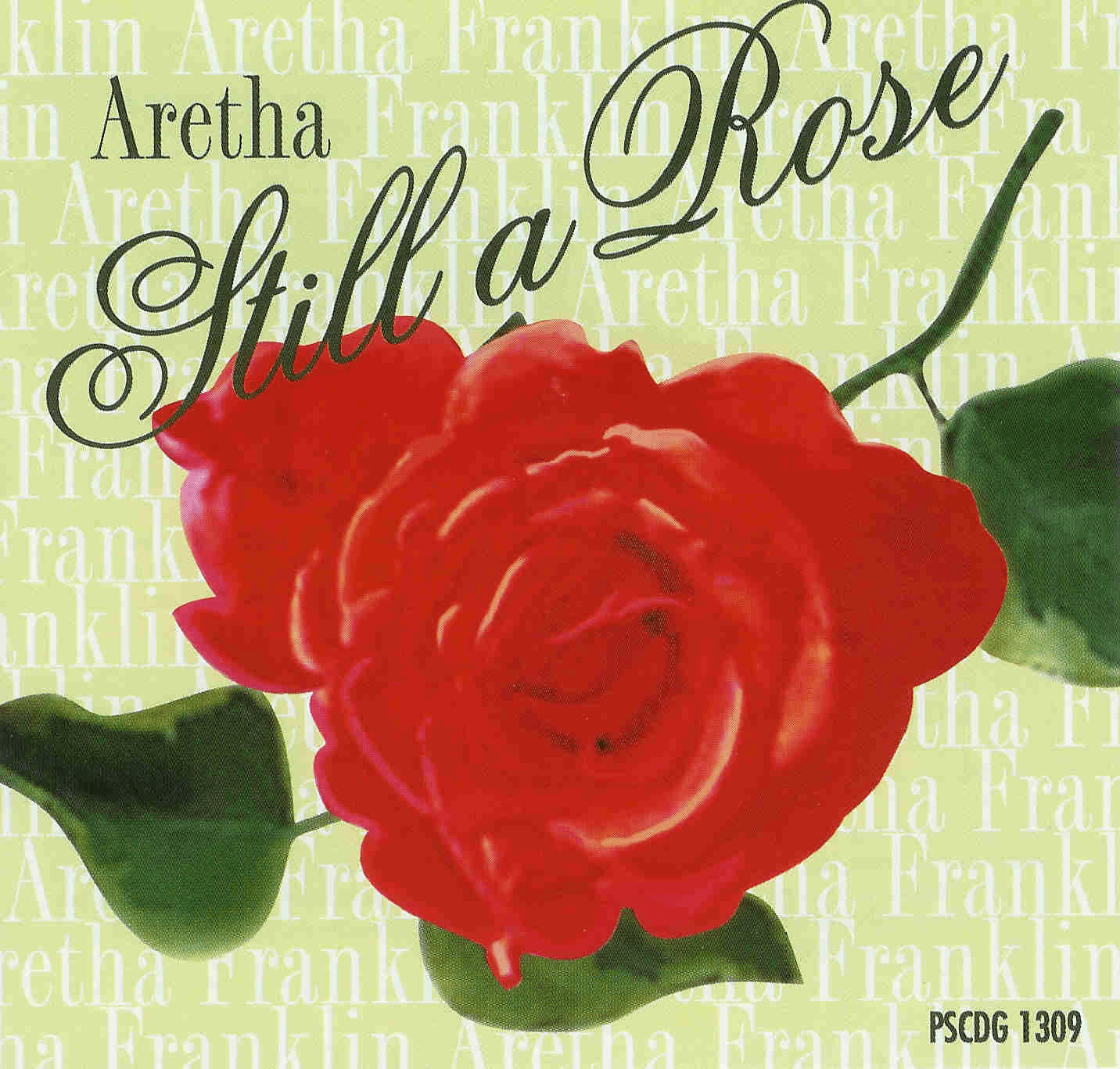 ARETHA FRANKLIN STILL A ROSE     Pocket Songs    PS1309