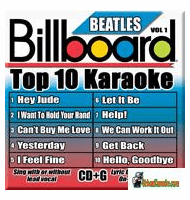 BEATLES BILLBOARD TOP 10 KARAOKE VOL.1          Party Tyme Karaoke         SYB1901