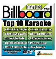 BEATLES BILLBOARD TOP 10 KARAOKE VOL.2        Party Tyme Karaoke               SYB1902