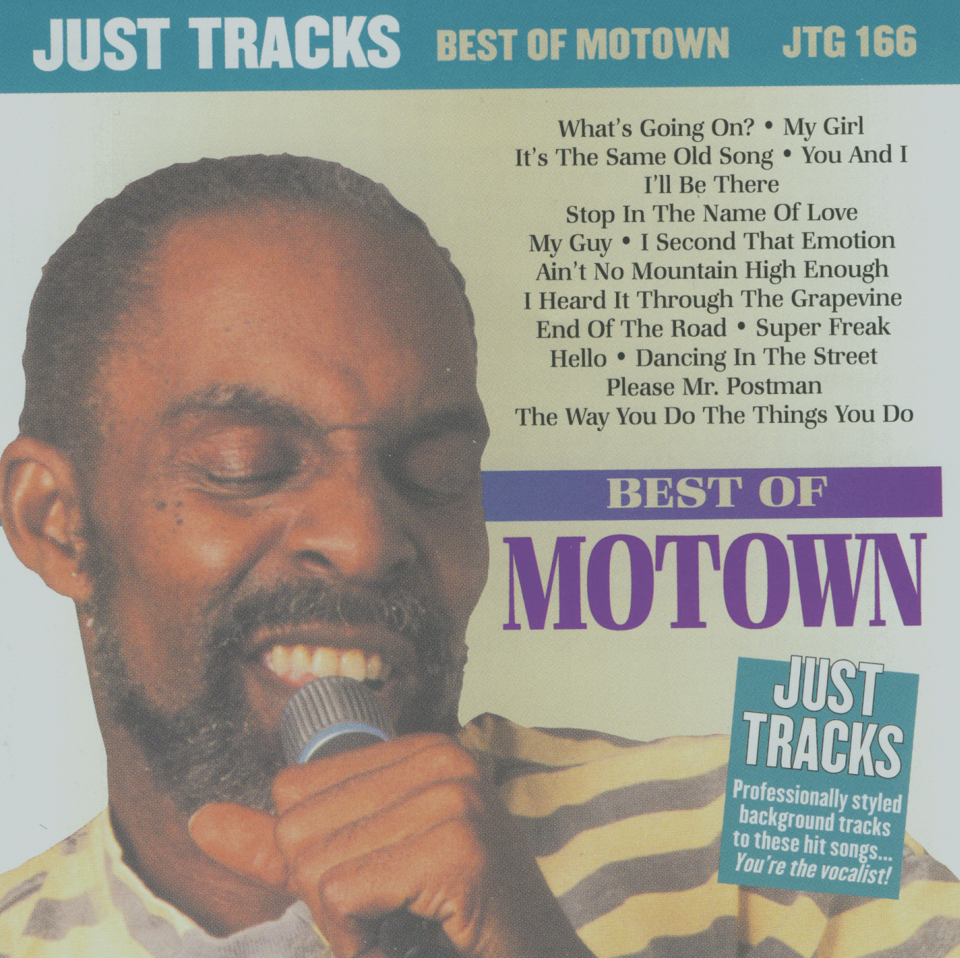 BEST OF MOTOWN    Pocket Songs    JTG166