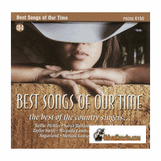 BEST SONGS OF OUR TIME COUNTRY     Pocket Songs  PSCDG 6150