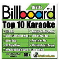 BILLBOARD 1970'S TOP 10 KARAOKE VOL.3          Party Tyme Karaoke         SYB1973