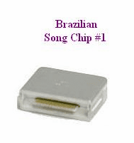 BRAZILIAN Song Chip #1         Magic Mic    150 Songs
