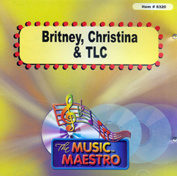 BRITNEY CHRISTINA and TLC   Music Maestro  MM 6320