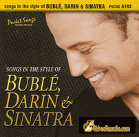 BUBLE  DARIN  &  SINATRA      Pocket Songs     PS6182