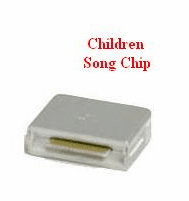 CHILDRENS Song Chip     Magic Mic   93 Songs