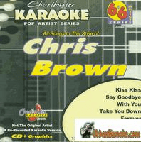 CHRIS BROWN       6+6 Pop Artist Series Chartbuster     CB40401